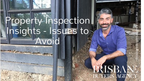 Property Inspection Insights - Issues to Avoid (5)